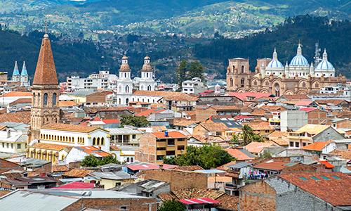 Capuli Church Plant - Ecuador